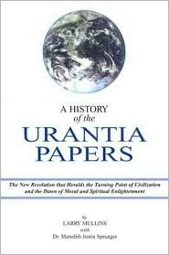 A History of the Urantia Papers