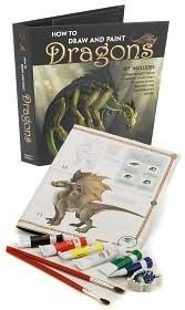 DragonArt Paint Kit by Jessica Peffer