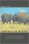 American Bison by Dale F. Lott