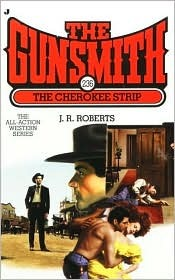 The Cherokee Strip (The Gunsmith, #236)