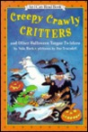 Creepy Crawly Critters and Other Halloween Tongue Twisters by Nola Buck