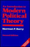 An Introduction To Modern Political Theory