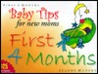 Baby Tips for New Moms First 4 Months