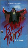 Blood Thirst by L.A. Freed