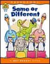 Same or Different-Workbook