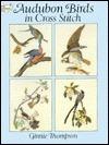 Audubon Birds in Cross Stitch