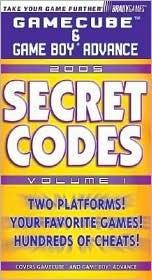 Gamecube/Game Boy Advance Secret Codes 2005, Volume 1