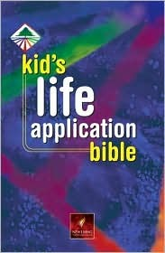 Kids' Life Application Bible-Nlt