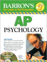 Barron's AP Psychology by Allyson J. Weseley