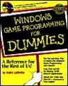 Windows Game Programming for Dummies?