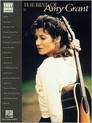 The Best of Amy Grant: Easy Guitar with Notes & Tab