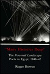 Many Histories Deep: The Personal Landscape Poets In Egypt, 1940 45