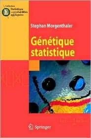 Génétique statistique (Statistique et probabilités appliquées)