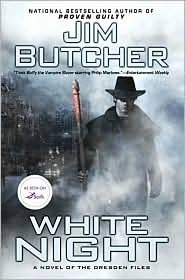 White Night (The Dresden Files, #9)