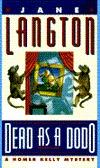 Dead As a Dodo by Jane Langton