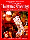 Heirloom Christmas Stockings in Cross-Stitch