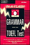In-A-Flash: Grammar for the TOEFL Exam
