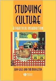 Studying Culture by Judy Giles