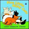 Five Little Kitty Cats