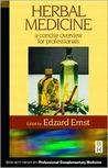 Herbal Medicine: A Concise Overview for Professionals