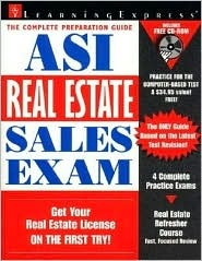 ASI Real Estate Sales Exam [With CDROM]