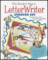 Letter Writer Starter Set [With Stickers and Envelopes and Colorful Stationery]