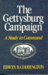 The Gettysburg Campaign by Edwin B. Coddington