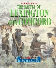 The Battle of Lexington and Concord (Triangle Histories of the Revolutionary War: Battles)