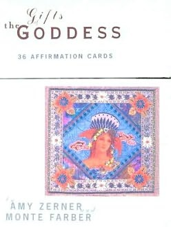 Gifts of the Goddess: 36 Affirmation Cards