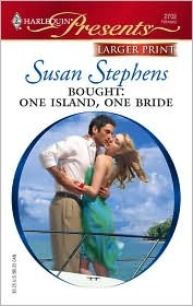 Bought: One Island, One Bride (Greek Tycoons) (Harlequin Presents, #2702)