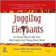 Juggling Elephants by Jones Loflin