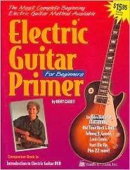 Electric Guitar Primer (Book & audio CD)