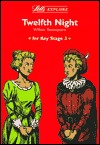 """Letts Explore for Key Stage 3 """"Twelfth Night"""""""