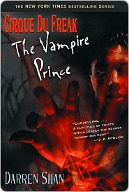 Ebook Cirque Du Freak #6: The Vampire Prince by Darren Shan DOC!