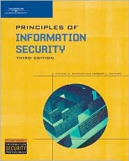 Principles Of Information Security By Michael E Whitman