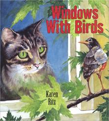 Windows With Birds by Karen Ritz