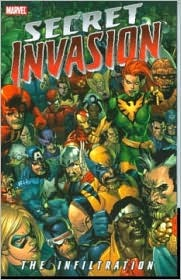 Secret Invasion by David W. Mack