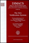 The Spin Verification System: Dimacs Workshop, August 5, 1996 (Dimacs Series in Discrete Mathematics and Theoretical Computer Science)