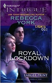 Royal Lockdown (Lights Out, #1) (Harlequin Intrigue, #994)