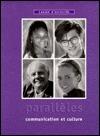 Cahier D'Activites: Paralleles - Communication Et Culture