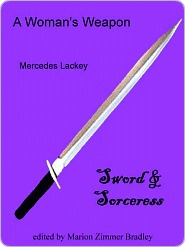 A Woman's Weapon (Vows & Honor Series)