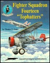 """Fighter Squadron Fourteen """"Tophatters"""" (Group/Squadron series, #6173)"""
