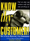 Know Thy Customer!: How to Follow Marketing's First Commandment