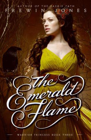 The Emerald Flame by Allan Frewin Jones