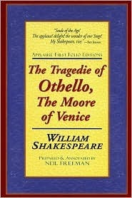 The Tragedie Of Othello, The Moore Of Venice
