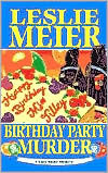 Birthday Party Murder by Leslie Meier