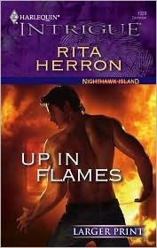 Up in Flames by Rita Herron