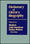 Modern Latin American Fiction Writers