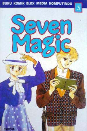 Seven Magic Flower Vol. 3