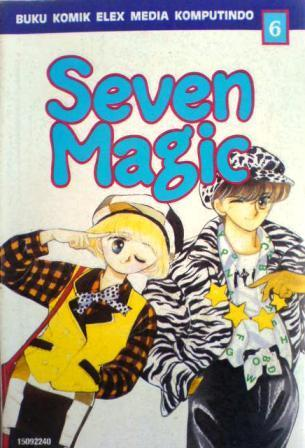 Seven Magic Flower Vol. 6